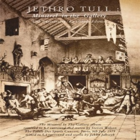 Jethro Tull - Minstrel In The Gallery - 40th Anniversary Edition LP