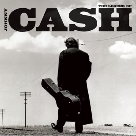Johnny Cash - The Legend Of Johny Cash LP