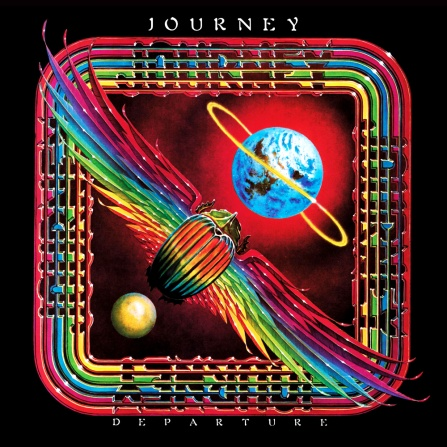 Journey - Departure CD