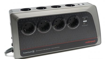 Síťová filtrace Audioquest PowerQuest 3 Schuko