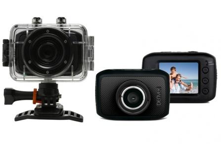 Sportovní HD kamera Denver ACT-1301MK2