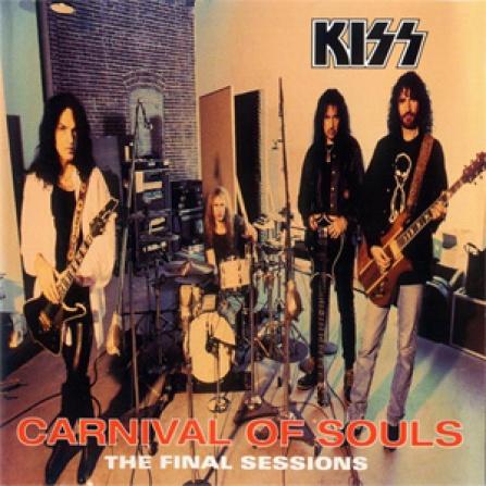 Kiss - Carnival Of Souls LP