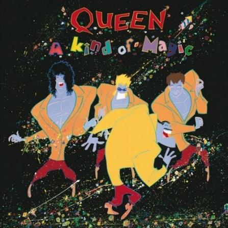 Queen - Kind Of Magic LP