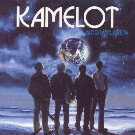 Kamelot - Modrá Planeta CD