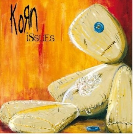 Korn - Issues 2LP