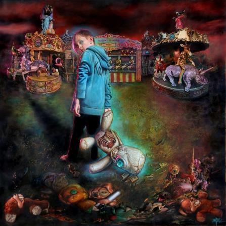 Korn - Serenity Of Suffering CD