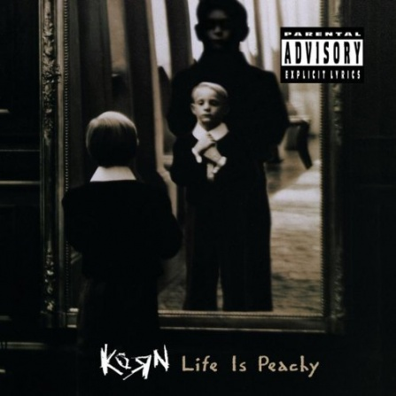 Korn - Life Is Peachy LP