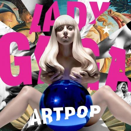 Lady Gaga - Artpop 2LP