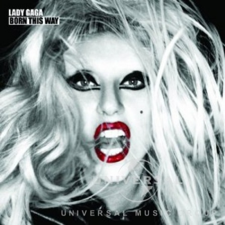 Lady Gaga - Born This Way LP (2)