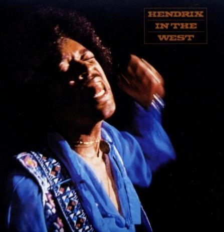 Jimi Hendrix - Hendrix In the West 2LP