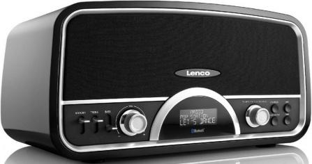 Radio Lenco SR 05-BT černá