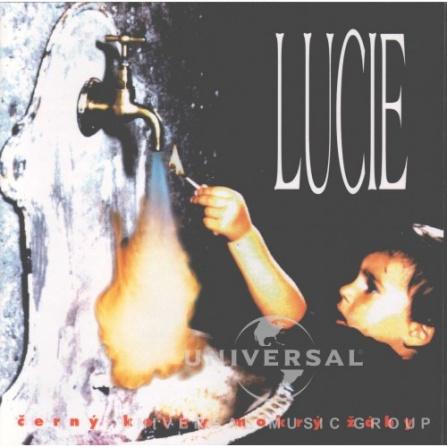 Lucie - Černý kočky mokrý žáby LP (2)