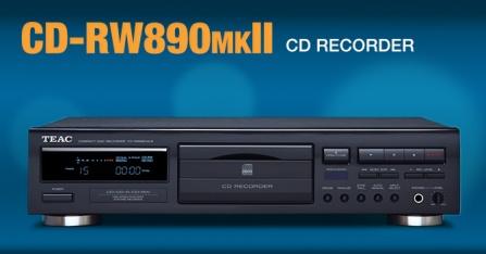 Teac CD-RW890MK2