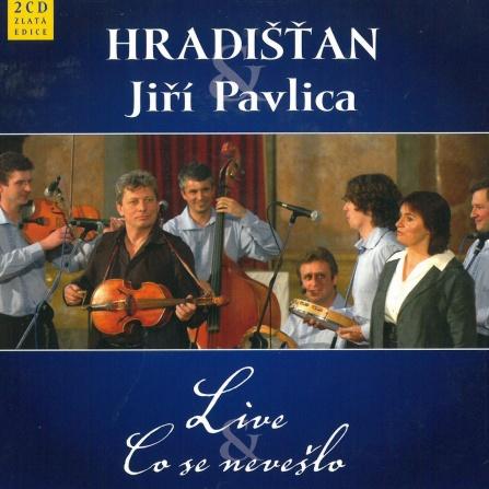 Hraďišťan & J.Pavlica - Live & Co se nevešlo CD (2)
