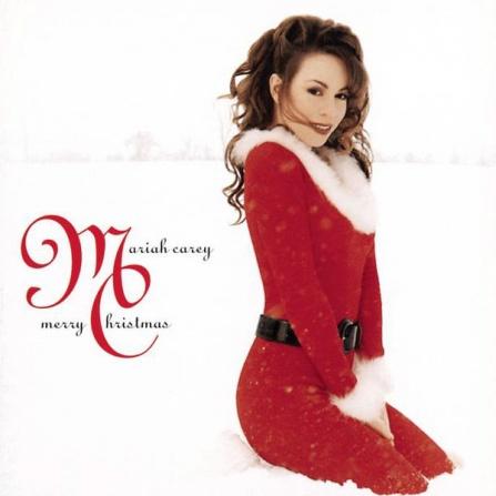 Mariah Carey - Merry Christmas LP