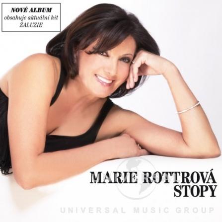 Marie Rottrová - Stopy CD