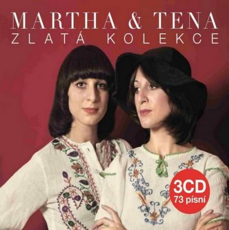 Martha & Tena Elefteriadu - Zlatá kolekce CD (3)