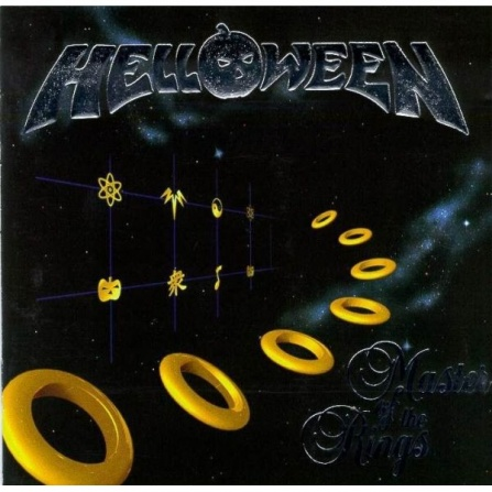 Helloween - Master of the Rings LP