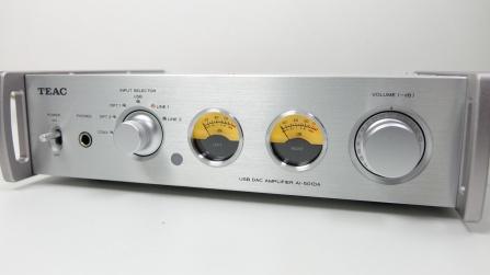 Teac AI-501DA Silver - studio