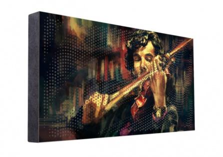 Akustický panel FiberPro 120 x 60 s vlastnou grafikou