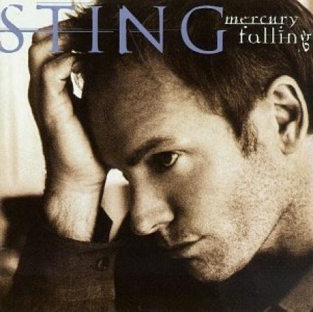 Sting - Mercury Falling LP