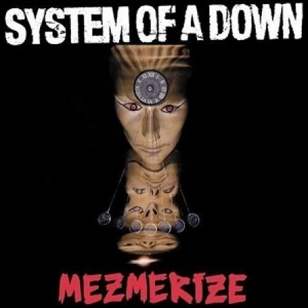 System Of A Down - Mezmerize CD