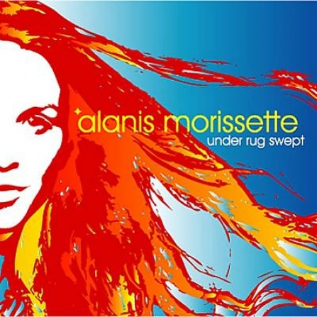 Alanis Morissette - Under Rug Swept LP