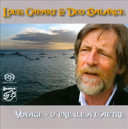 Duo Balance and Louis Capart - Voyage - D une ile á l autre SACD - CD