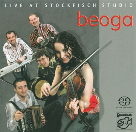 Beoga - Live At Stockfisch Studio - SACD/CD