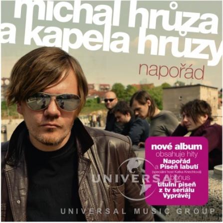 Michal Hrůza - Napořád CD