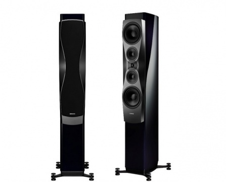 Dynaudio Confidence C60 Midnight High Gloss
