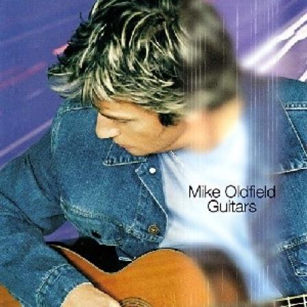 Mike Oldfield - Guitars LP