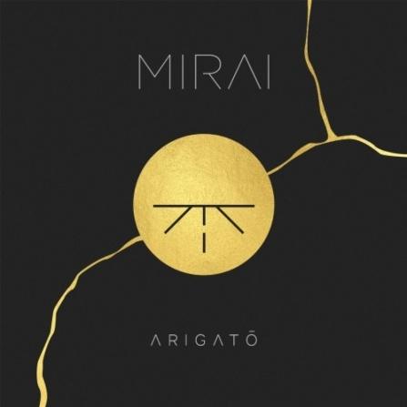 Mirai - Arigato CD