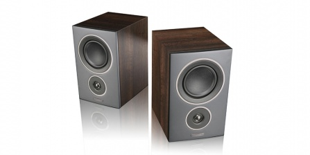Mission LX 2 - walnut