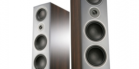 Mission LX 5 - walnut