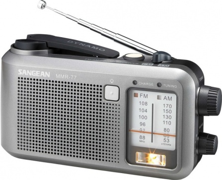 Radio Sangean MMR-77