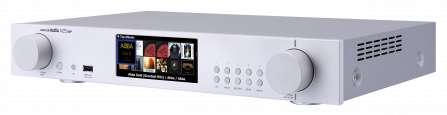 cocktailAudio N25AMP Silver