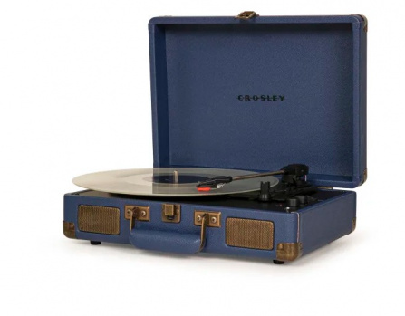 Crosley Cruiser Deluxe Navy