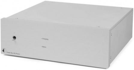 Napájecí zdroj Power Box Phono RS - stříbrný