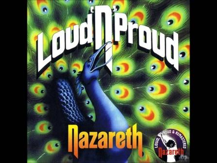 Nazareth - Loud´n´proud LP