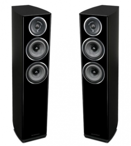 Wharfedale Diamond 11.3 black