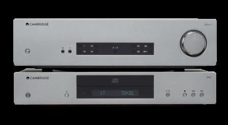 Cambridge Audio CXA61+CXC v2
