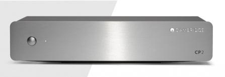 Cambridge Audio CP2 - stříbrná