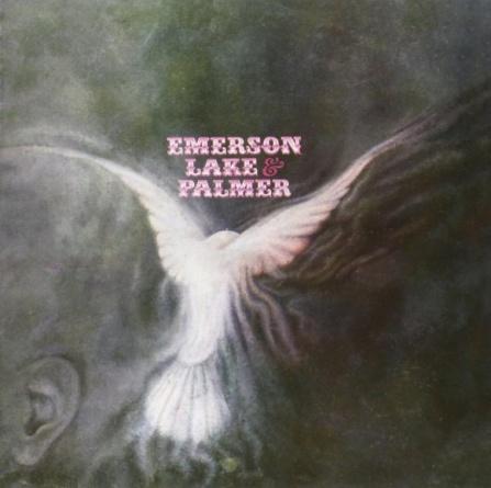 Emerson, Lake a Palmer - Emerson, Lake a Palmer LP