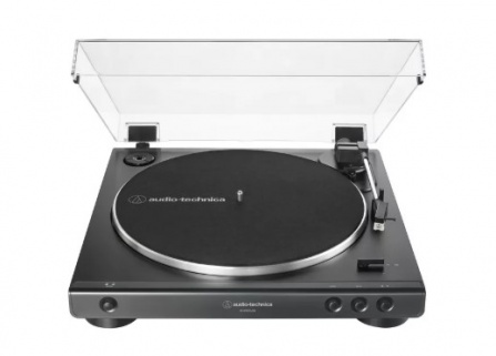 Audio-Technica AT-LP60xBT - Black