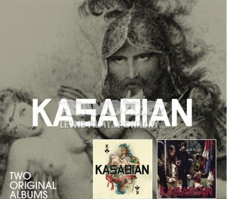 Kasabian - Empire / West Ryder Pauper Lunatic Asylum CD(2)