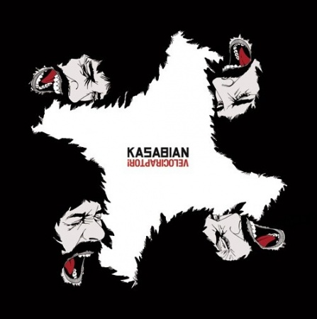 Kasabian - Velociraptor CD