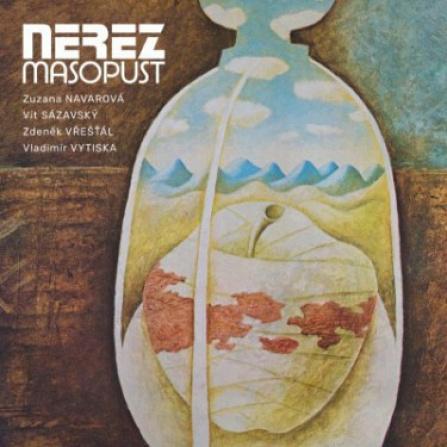 Nerez - Masopust LP