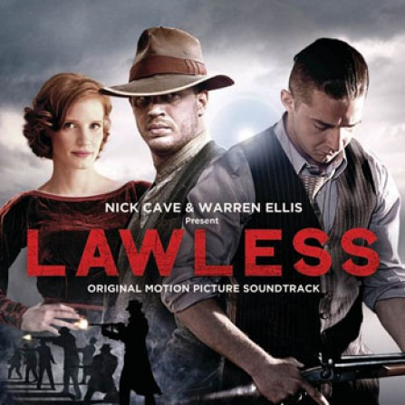 Nick Cave/Warren Ellis - Lawless LP