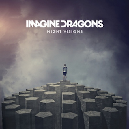 Imagine Dragons - Night Visions - Deluxe - CD